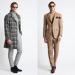 Autunno-Inverno la moda uomo