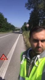 """Andrea Di Pietro (FDI): """"dalla segnalazione del 2016 al Presidente Poma la situazione strade non è cambiata! Ora deve intervenire."""""""