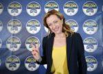 """Giorgia Meloni organizza una manifestazione per rispettare la volontà degli italiani: """"gli italiani vogliono votare!"""""""
