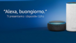 AMAZON ECHO CON ALEXA IN OFFERTISSIMA
