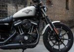 Prova Harley-Davidson 883 iron